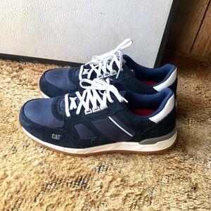 Men's Caterpillar Woodward steel toe work shoes